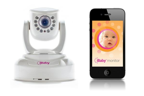 Scatta foto anche al buio e invia alert se rileva movimenti nella stanza, iBaby Monitor, per non perderti un solo istante del tuo bambino
