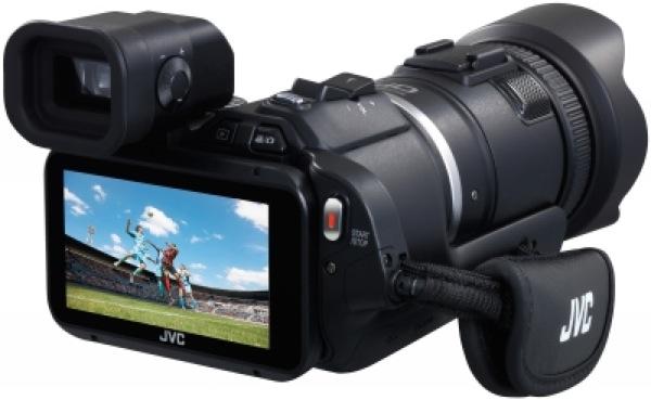 JVC lancia sul mercato Procision GC-PX100, la prima videocamera che consente di analizzare il movimento sportivo per una migliore performance atletica