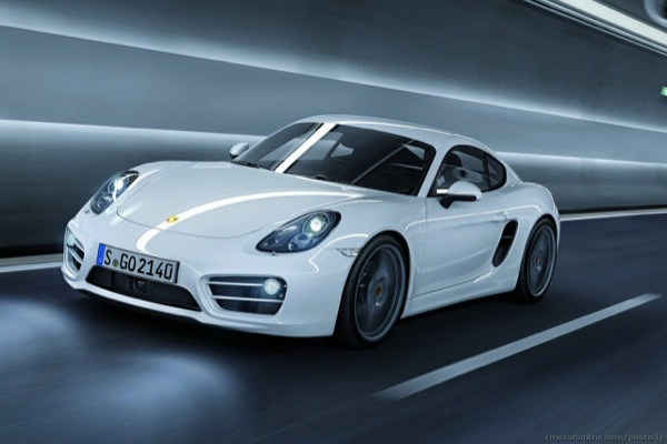 'Best Balanced Cars on Earth' – New Porsche Cayman and Boxster Siblings Scoop 'Car of the Year' in 2013 Vehicle Dynamics International Awards